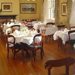 Hunter's Hotel Dining Room