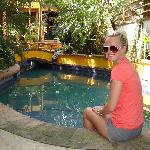 the pool ... lovely
