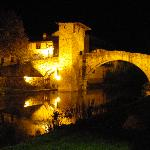 Balmaseda By Night