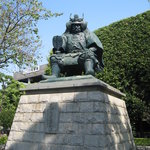Takeda Shingen Statue