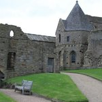 Photo of Inchcolm Abbey