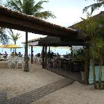  Strandbar gehrt zum Hotel