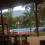Eco Valley Lodge Pool