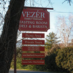 Vezer Family Vineyard Tasting Room