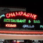  champagne steak house