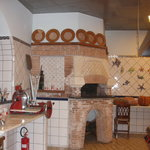 Kitchen of Villa