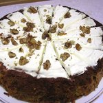 Carrot Cake is a firm favourite