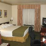 Foto van Holiday Inn Express Hotel & Suites Fort Worth West
