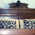  Antique Carved Bed