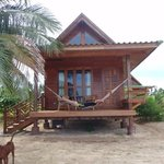 beach bungalow