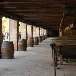  the barrels