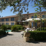 La bastide d'Eygalieres