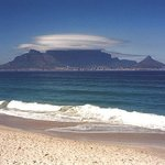 Bloubergstrand Beach