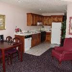  Spacious kitchens available!