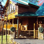 Foto van Smoky Cove Chalet and Cabin Rentals