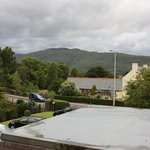 View from Glen Lochy B&B