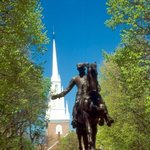 Photo of Old North Church