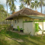  Typical bungalows, comfortable