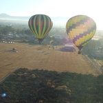 ‪Teotihuacan Sightseeing Tour in a Balloon - MEXICO KANKO‬