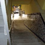 hallway and stairs - Arfe Apts