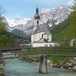 Ramsau Village