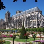 la cathdrale de Bourges