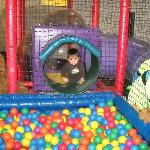 Do all roads lead to the ball pits? I think so!