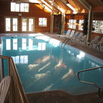 Swan Mountain Resort - Indoor Pool
