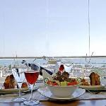 Q Inn Hotel Istanbul Marmara Sea View over the Terrace Restaurant
