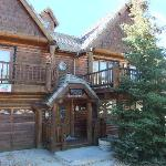 Foto de Big Bear Cool Cabins