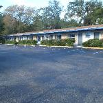 Foto de Suwannee Gables Motel and Marina