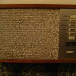  Radio on wall