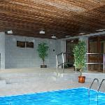 Hotel Sedy vlk Harrachov - pool and relax