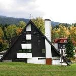  Hotel Sedy vlk Harrachov - autumn