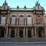 The Municipal Theater. It was built in 1911 and it's one of the most famous theaters in the worl