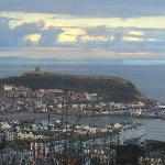  View of Scarborough from Oliver&#39;s Mount