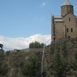 Metekhi Cathedral