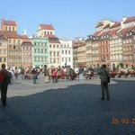 Rynek Starego Miasta Old Town Market Square