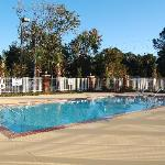 Holiday Inn Express & Suites Savannah Midtown Pool Area