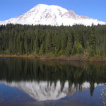 Reflection Lake at Mt. Rainier