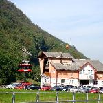 Ebenalp Cable Car Station @ Wasserauen
