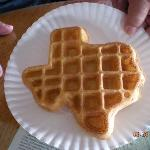 Breakfast at the Vali-Ho of TEXAS