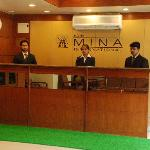 Hotel Mina International resmi