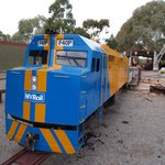 Morphett Vale Railway