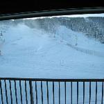 Our Slopeside Balcony View