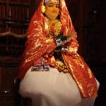 kathakali facial expression