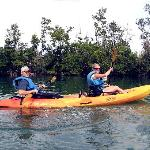 Kayaking at Oleta