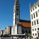 Kirche St. Ulrich und St. Afra