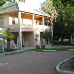 Foto van Meyer Bed and Breakfast on Cypress Creek