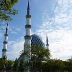 Sultan Salahuddin Abdul Aziz Shah Mosque